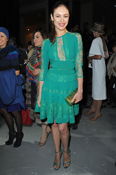Elie Saab - Designer Label「Elie Saab : Front Row - Paris Fashion Week - Haute Couture S/S 2014」:写真・画像(15)[壁紙.com]