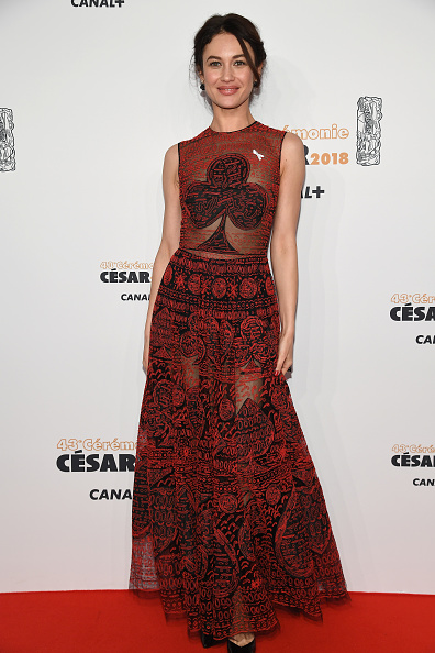 César Awards「Red Carpet Arrivals - Cesar Film Awards 2018 At Salle Pleyel In Paris」:写真・画像(18)[壁紙.com]