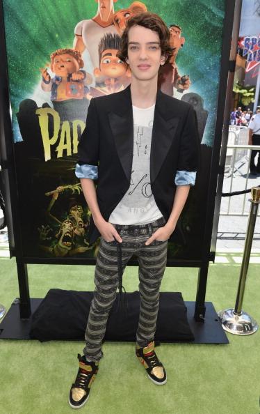 "Gold Shoe「Premiere Of Focus Features' ""ParaNorman"" - Red Carpet」:写真・画像(18)[壁紙.com]"