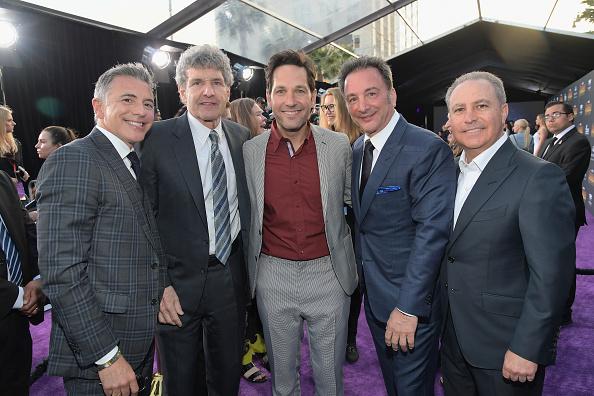 "Alan Horn「Los Angeles Global Premiere for Marvel Studios' ""Avengers: Infinity War""」:写真・画像(12)[壁紙.com]"