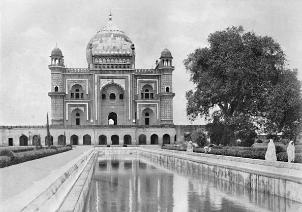 Delhi「Delhi Tomb Of Safdar Jung」:写真・画像(19)[壁紙.com]