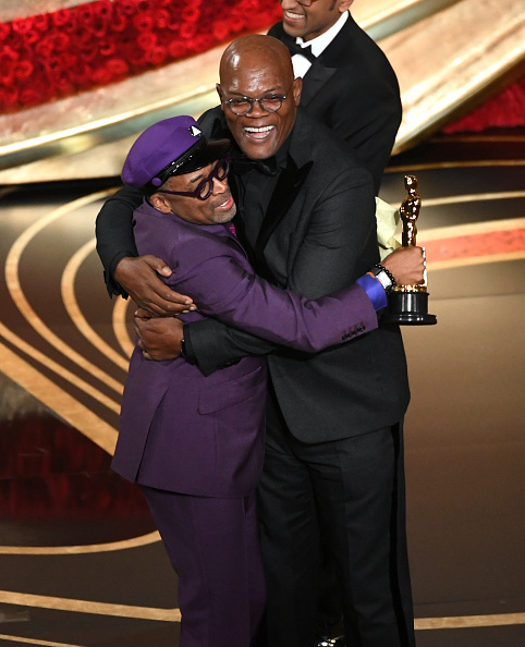 BlacKkKlansman「91st Annual Academy Awards - Show」:写真・画像(12)[壁紙.com]