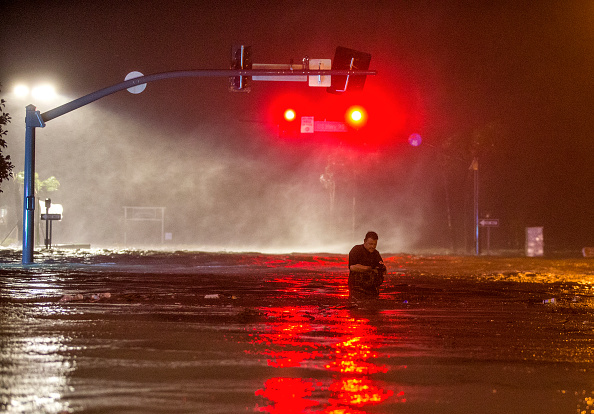Hurricane - Storm「Hurricane Nate Slams Into U.S. Gulf Coast」:写真・画像(7)[壁紙.com]