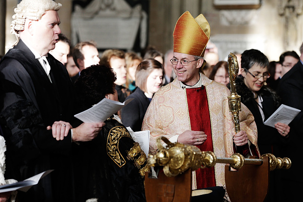 Archbishop「The Archbishop Of Canterbury Gives His First Christmas Day Sermon At Canterbury Cathedral」:写真・画像(12)[壁紙.com]