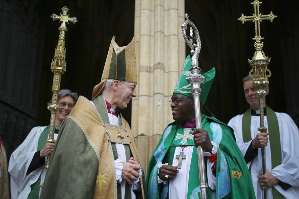 John Sentamu「The Annual Church of England General Synod」:写真・画像(4)[壁紙.com]