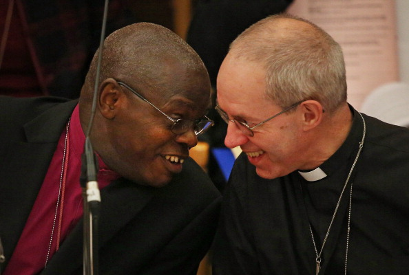 John Sentamu「The Annual Church of England General Synod」:写真・画像(0)[壁紙.com]