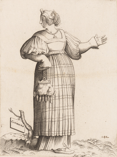 Topics「Costume Plate: Woman From Germany」:写真・画像(3)[壁紙.com]