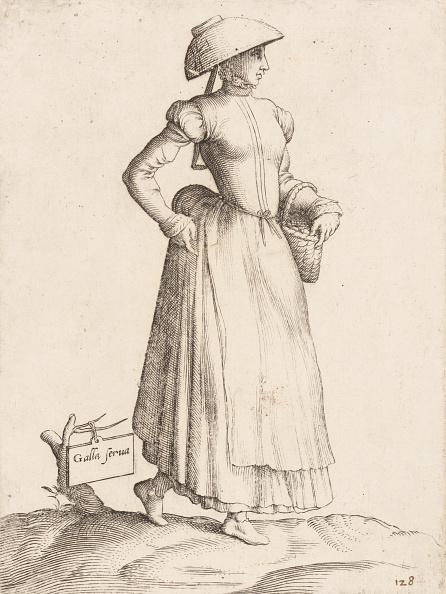 Topics「Costume Plate: Galla Serva」:写真・画像(4)[壁紙.com]