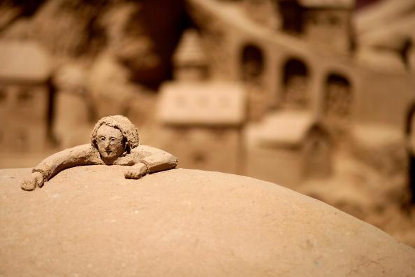 Fairy Tale「Fairytales & Fables Sand Sculpting Exhibition」:写真・画像(8)[壁紙.com]