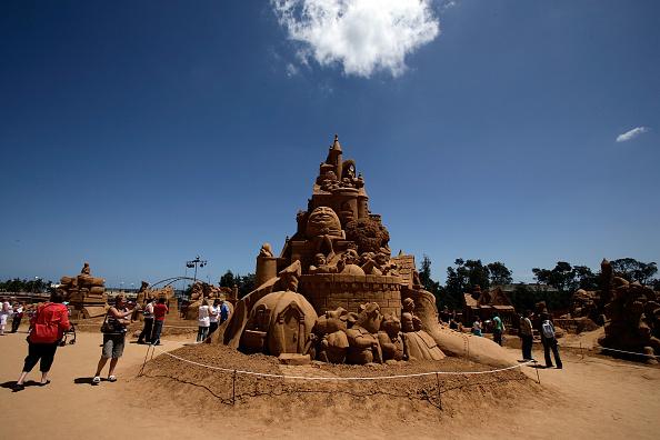 Fairy Tale「Fairytales & Fables Sand Sculpting Exhibition」:写真・画像(7)[壁紙.com]