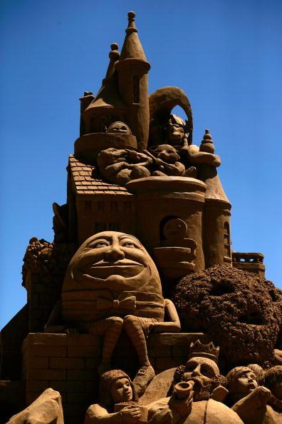Fairy Tale「Fairytales & Fables Sand Sculpting Exhibition」:写真・画像(6)[壁紙.com]