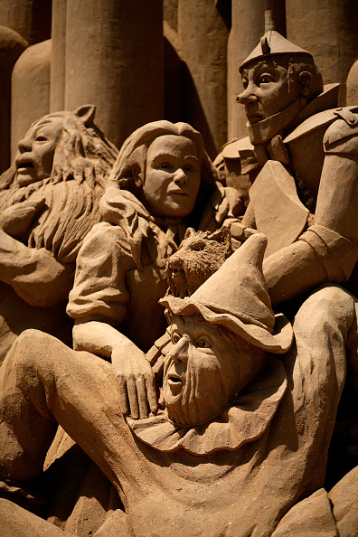 Fairy Tale「Fairytales & Fables Sand Sculpting Exhibition」:写真・画像(9)[壁紙.com]