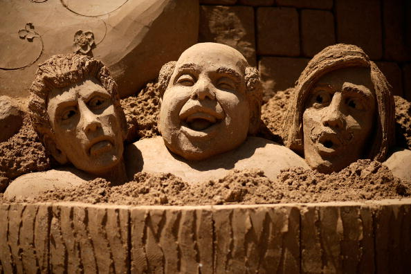 Fairy Tale「Fairytales & Fables Sand Sculpting Exhibition」:写真・画像(5)[壁紙.com]