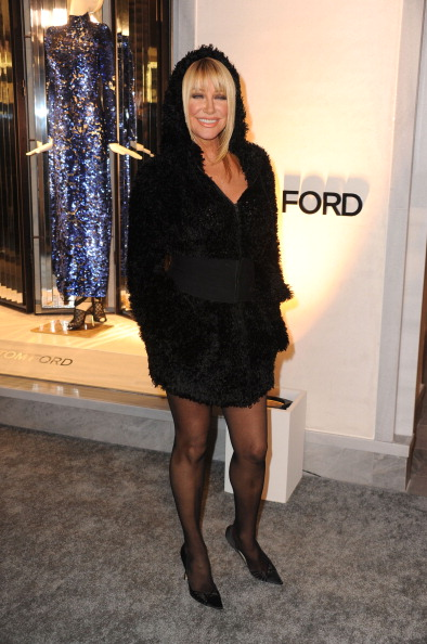 Stockings「Tom Ford Beverly Hills Flagship Store Opening - Arrivals」:写真・画像(2)[壁紙.com]