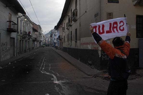 Government Subsidy「Government Crisis in Ecuador」:写真・画像(2)[壁紙.com]