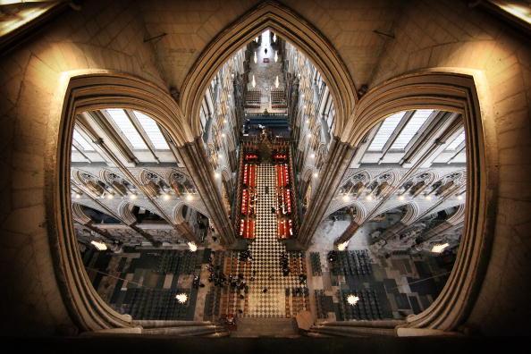 Architectural Feature「Westminster Abbey Announce Development Plans」:写真・画像(12)[壁紙.com]