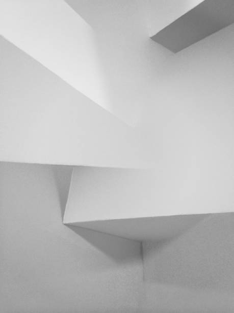 Multiple Exposure Image of the Walls of a White Room:スマホ壁紙(壁紙.com)