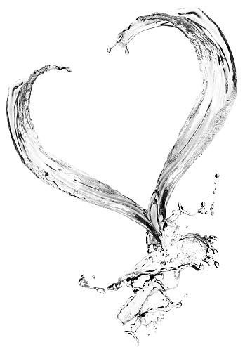 Moire「Splash」:スマホ壁紙(17)