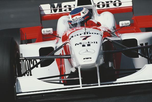 ミカ ハッキネン「F1 Grand Prix of Belgium」:写真・画像(8)[壁紙.com]