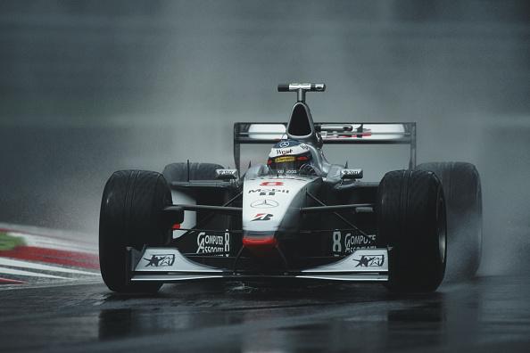 ミカ ハッキネン「F1 Grand Prix of Italy」:写真・画像(11)[壁紙.com]
