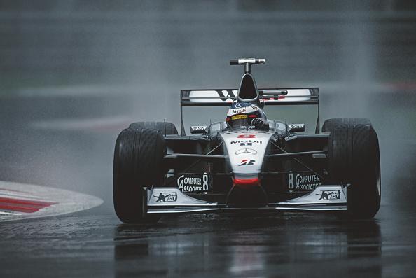 ミカ ハッキネン「F1 Grand Prix of Italy」:写真・画像(5)[壁紙.com]