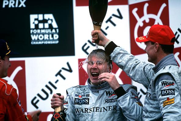 Suzuka「Mika Hakkinen, David Coultard, Eddie Irvine, Grand Prix Of Japan」:写真・画像(11)[壁紙.com]