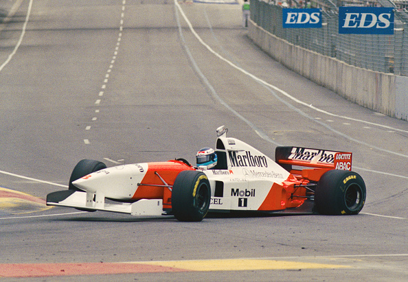 ミカ ハッキネン「Grand Prix of Australia」:写真・画像(1)[壁紙.com]