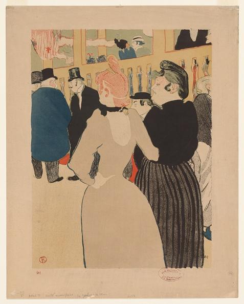 Lithograph「Au Moulin Rouge: The Glutton And Her Sister (La Goulou Et Sa Soeur). Creator: Henri De Toulouse-Lautrec (French」:写真・画像(15)[壁紙.com]
