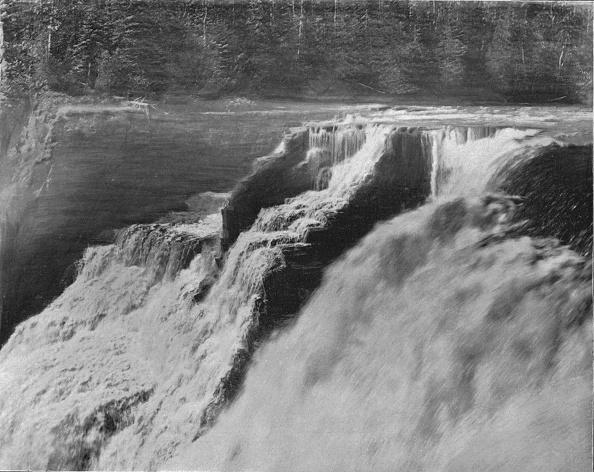 Great Lakes「Kakabeka Falls」:写真・画像(17)[壁紙.com]