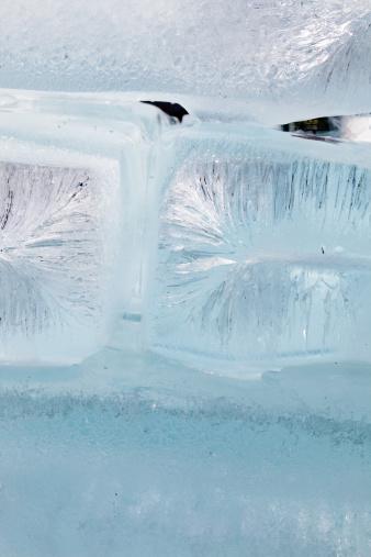 Ice Sculpture「Ice blocks」:スマホ壁紙(13)