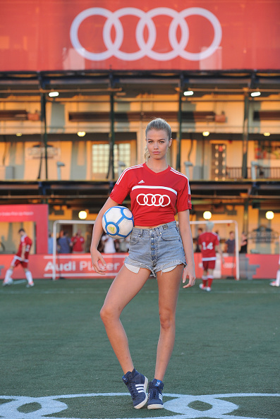 Hailey Clauson「Audi Player Index Pick-Up Match」:写真・画像(16)[壁紙.com]