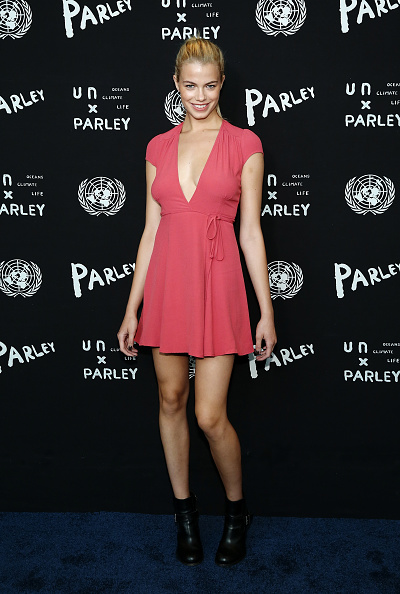 Hailey Clauson「United Nations x Parley For The Oceans Launch Event - Arrivals」:写真・画像(15)[壁紙.com]