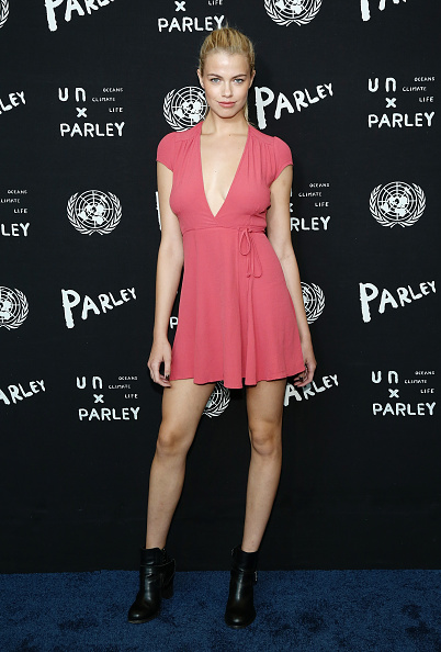 Hailey Clauson「United Nations x Parley For The Oceans Launch Event - Arrivals」:写真・画像(1)[壁紙.com]