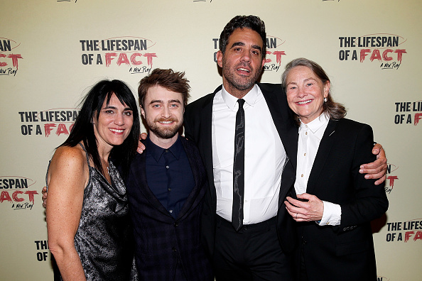"""Bobby Cannavale「""""The Lifespan Of A Fact"""" Opening Night After Party」:写真・画像(8)[壁紙.com]"""