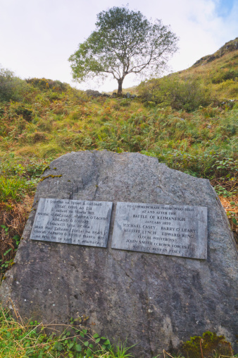 Battle「Monument To The Fallen From The Battle Of Keimaneigh At The Pass Of Keimaneigh」:スマホ壁紙(9)