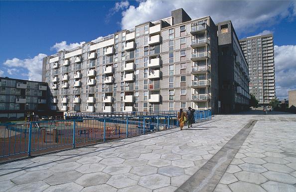 Housing Project「Housing estate, East London」:写真・画像(10)[壁紙.com]