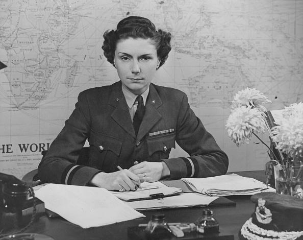 WAAF「Air Commandant Felicity Hanbury」:写真・画像(2)[壁紙.com]