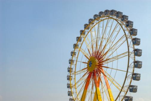 Gondola「Ferris wheel - Riesenrad」:スマホ壁紙(19)