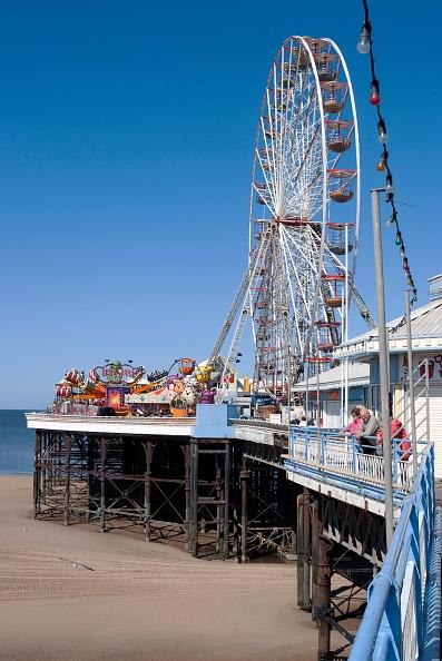 Amusement Park Ride「Blackpool」:写真・画像(9)[壁紙.com]