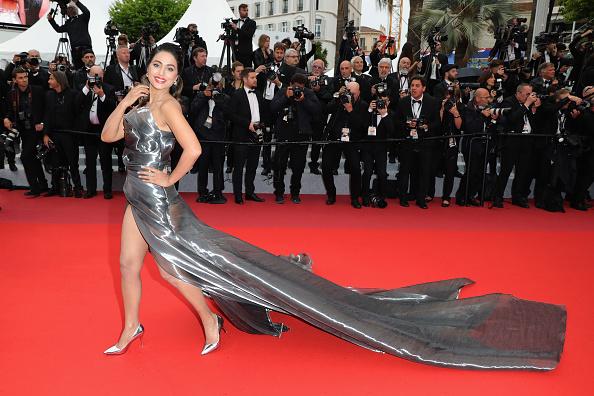 """Silver Shoe「""""Les Plus Belles Annees D'Une Vie"""" Red Carpet - The 72nd Annual Cannes Film Festival」:写真・画像(2)[壁紙.com]"""