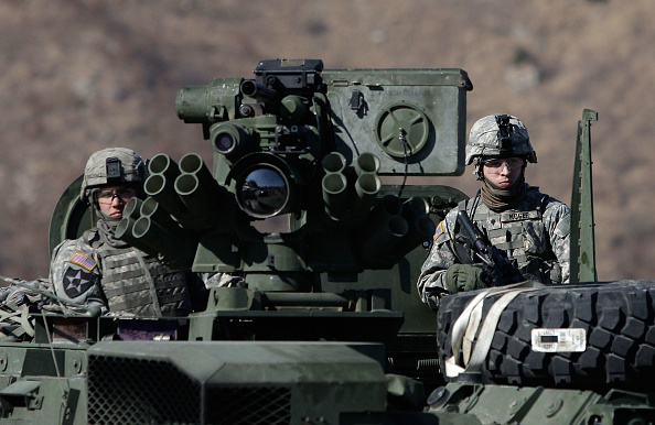 USA「U.S. And South Korea Forces Undergo Military Exercises」:写真・画像(19)[壁紙.com]