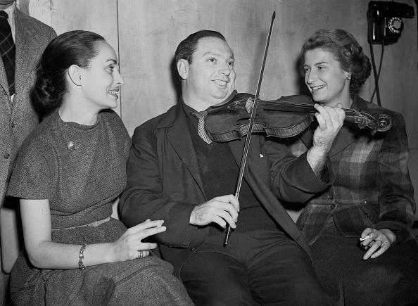 Violin「Isaac Stern And Friends」:写真・画像(6)[壁紙.com]