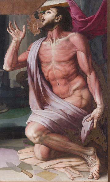 Painting - Activity「Saint Bartholomew The Apostle.」:写真・画像(19)[壁紙.com]
