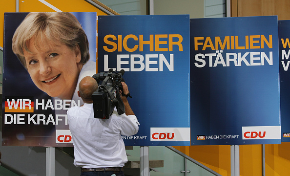 Christian Democratic Union「Federal Elections Preparations」:写真・画像(14)[壁紙.com]