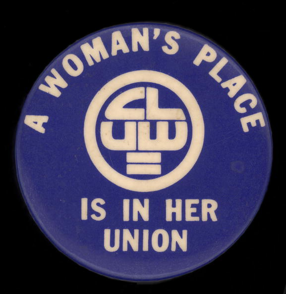 Women's Issues「'A Woman's Place Is In Her Union'」:写真・画像(2)[壁紙.com]