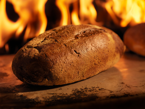 Inferno「Pumpernickel Bread in a Wood Burning oven」:スマホ壁紙(0)
