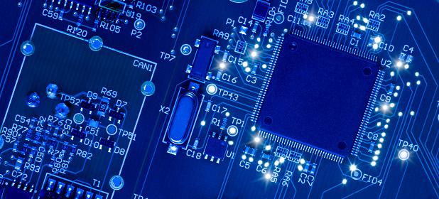 CPU「Surface Mount Technology」:スマホ壁紙(3)