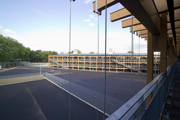High Angle View「Mossbourne Academy, Hackney, London, UK Designed by Richard Rogers」:写真・画像(17)[壁紙.com]