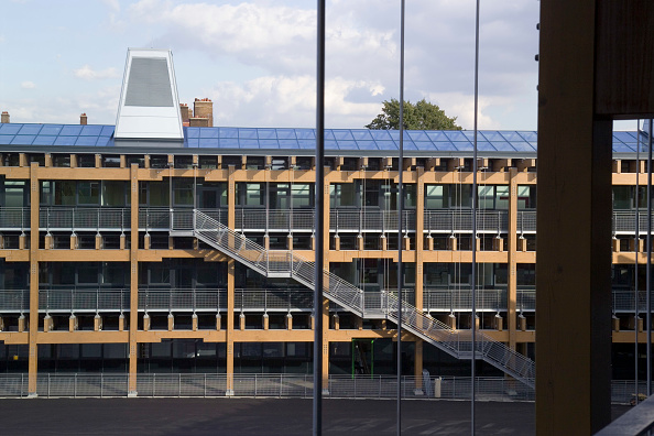 Environmental Conservation「Mossbourne Academy, Hackney, London, UK Designed by Richard Rogers」:写真・画像(16)[壁紙.com]