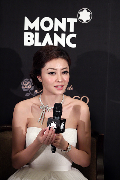 Silver - Metal「World Premiere Of Montblanc Biggest Concept Store In Beijing - Interviews & Press Conference」:写真・画像(19)[壁紙.com]